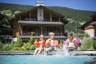 Angebote vom Post Alpina - Family Mountain Chalets in Innichen/Südtirol - Kinderhotel.Info