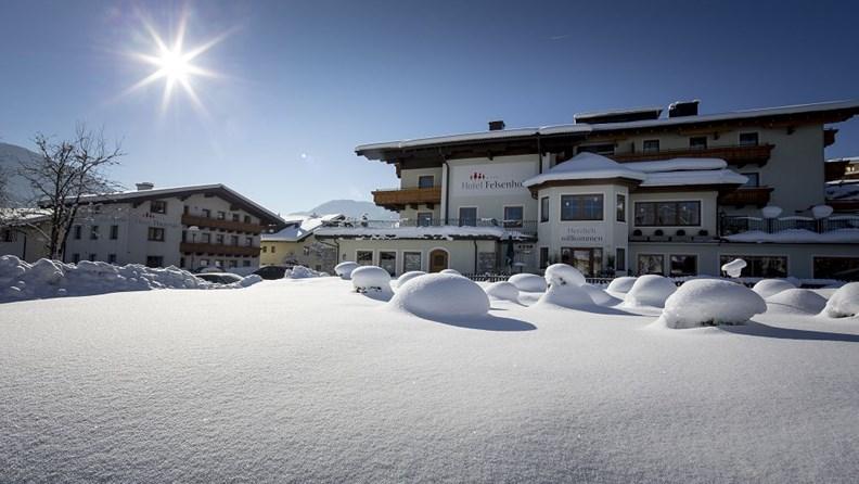 Hotel Felsenhof In Flachau Eine Herrliche Destination Fur Den