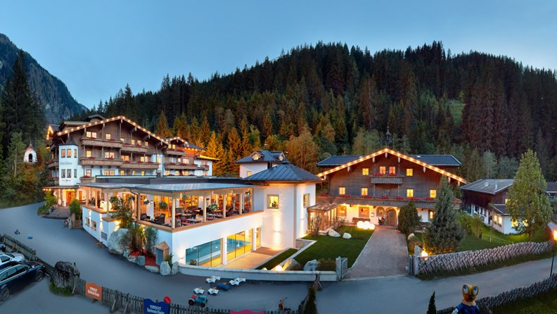 Angebote vom Habachklause Baby & Kinderhotel in Bramberg am Wildkogel/Salzburger Land - Wildkogel Arena - Kinderhotel.Info