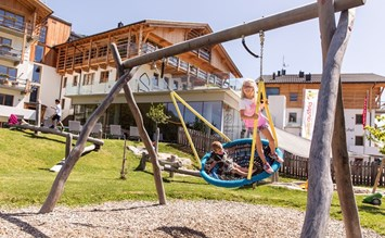 Angebote vom Almfamilyhotel Scherer****s in Obertilliach/Tirol - Kinderhotel.Info