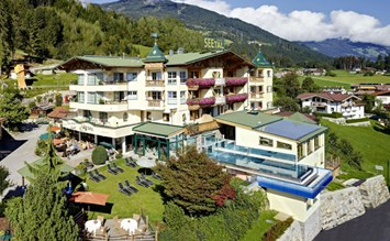 Alpin Family Resort Seetal: Das Kinderparadies im Zillertal - Kinderhotel.Info