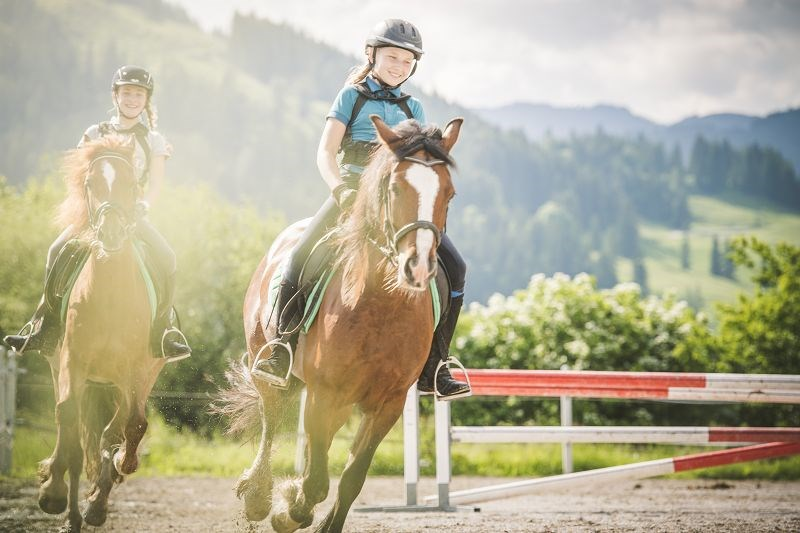 Reiten im Landgut Furtherwirt