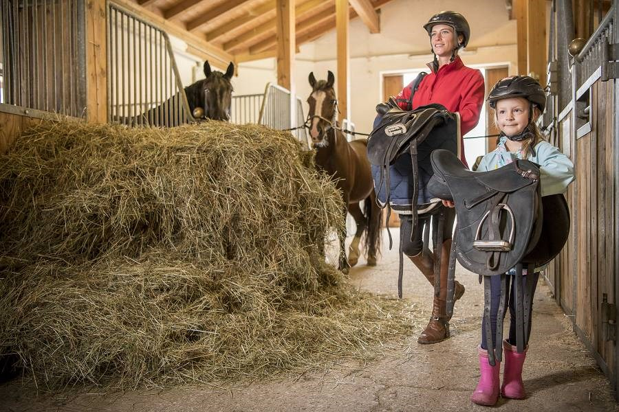 Reiten am Landgut Furtherwirt