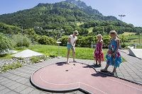 Minigolf Swiss Holiday Park