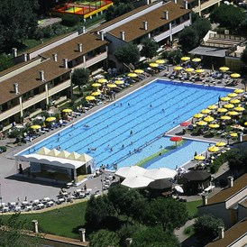 Kinderhotel: fabilia Family Sport Resort Rosolina Mare - Fabilia Family Resort Rosolina Mare