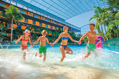 Familienhotel - Klassifizierung: 4 Sterne - Bayern - Hotel Victory Therme Erding