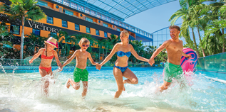 Familienhotel - Garten - Oberbayern - Hotel Victory Therme Erding