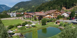 Familienhotel - Pools: Innenpool - Österreich - Familotel Landgut Furtherwirt