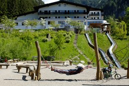 Kinderhotel - Hotel Bad Ratzes