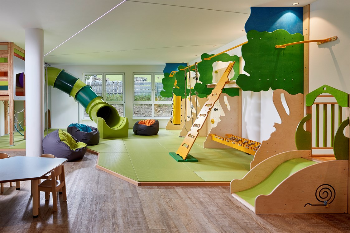 Kinderhotel: Alpin Life Resort Lürzerhof