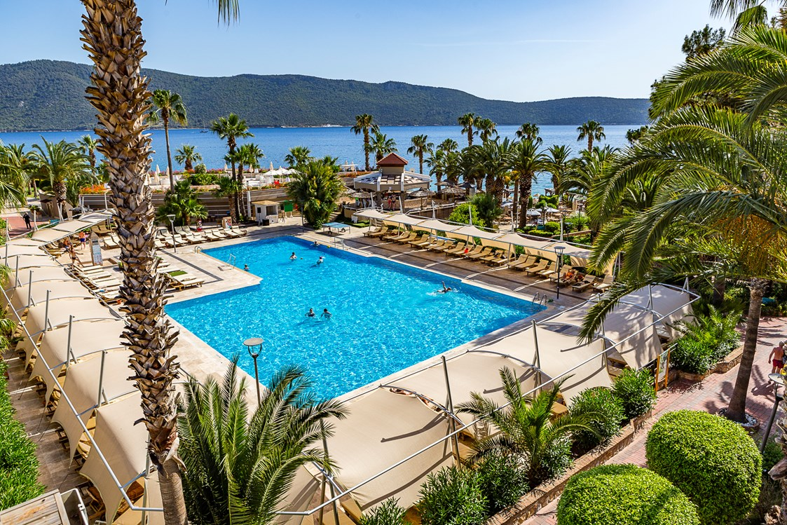 Kinderhotel: Pool - TUI MAGIC LIFE Bodrum