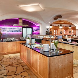 Kinderhotel: Buffet - Das Alpenwelt Resort****SUPERIOR