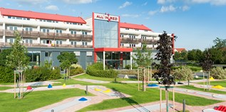 Familienhotel - Klassifizierung: 4 Sterne - Burgenland - Hotel ALL IN RED