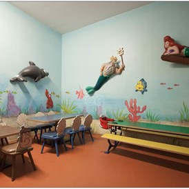 "Kinderhotel: Children eatingroom - DAS FINKENNEST ""Panorama Familyhotel & SPA"""