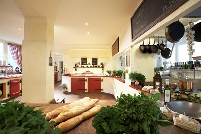 Kinderhotel: Country Kitchen - Familotel Borchard's Rookhus