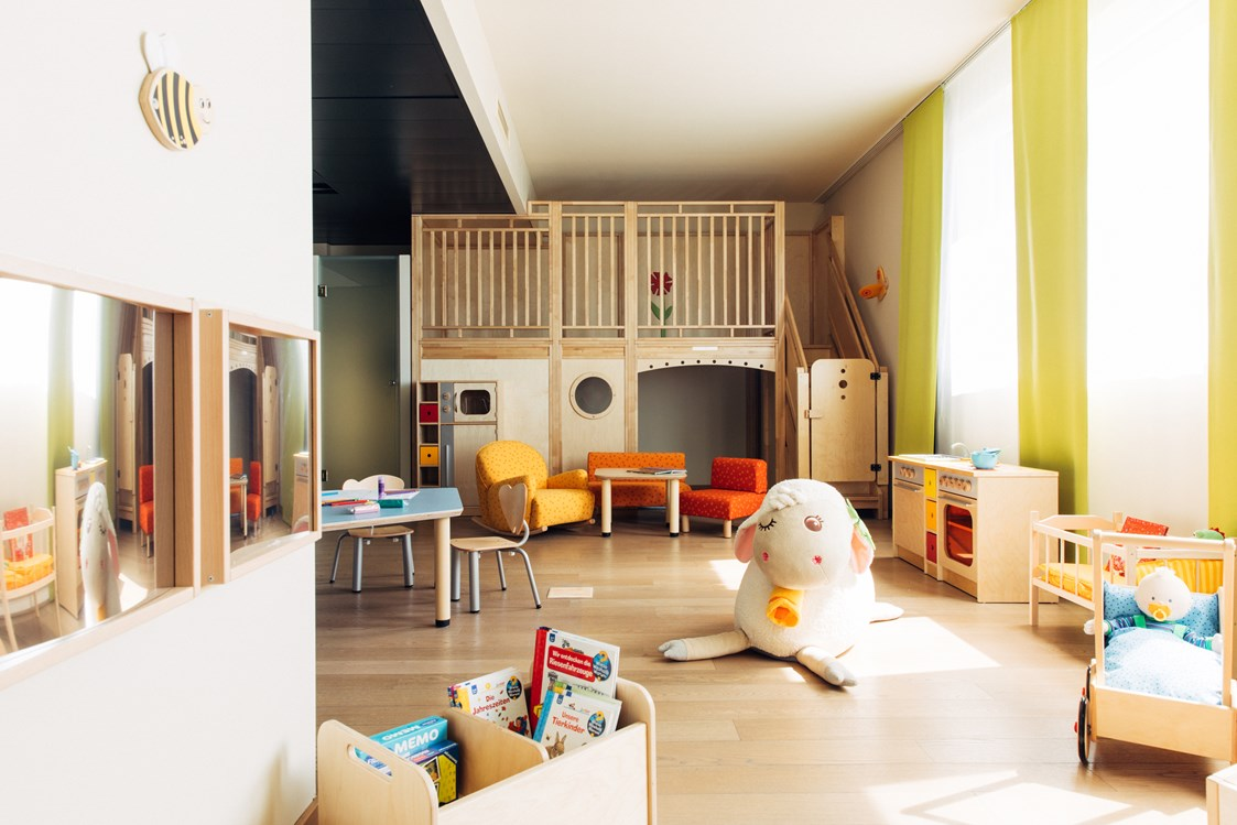 Kinderhotel: harry's home München Moosach