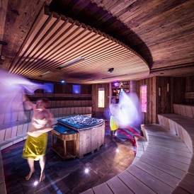 Kinderhotel: Saunawelt - Quellenhof Luxury Resort Passeier