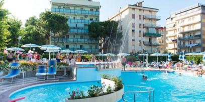 Club Hotel Smeraldo Kinderhotel In Italien