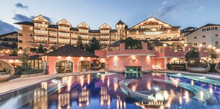 Familienhotel - Babybetreuung - Italien - Cavallino Bianco family spa Grand Hotel