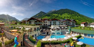 Familienhotel - Suiten mit extra Kinderzimmer - Lermoos - Leading Family Hotel & Resort Alpenrose
