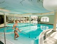 Kinderhotel: Indoorpool - Leading Family Hotel & Resort Alpenrose