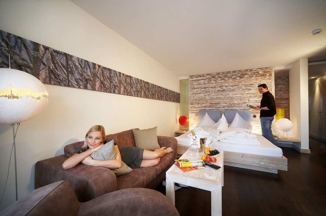 Kinderhotel: Aquasuite - Leading Family Hotel & Resort Alpenrose