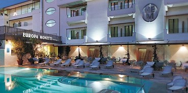 Familienhotel - Cattolica - Europa Monetti LifeStyle & Family Hotel