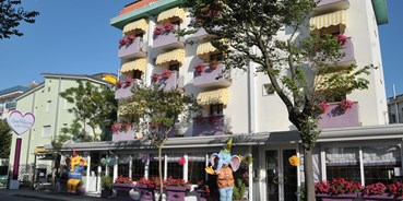 Familienhotel - Verpflegung: Halbpension - Italien - Hotel Germania
