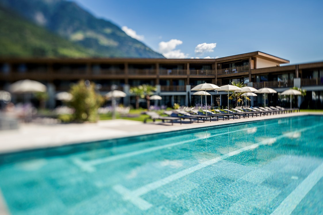 Kinderhotel: Pool im Sonnen Resort  - SONNEN RESORT ****S