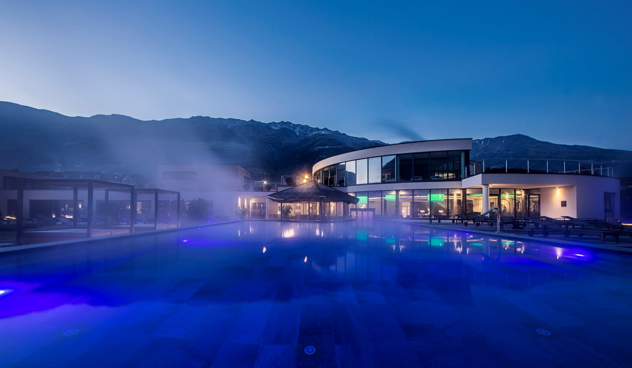 Kinderhotel: Sonnen Resort's Aquagarden (Badehaus) - SONNEN RESORT ****S