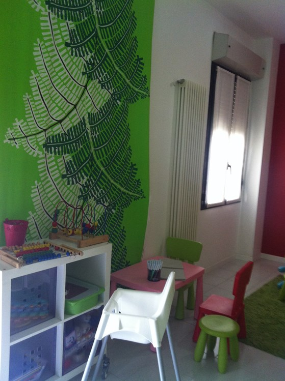 Kinderhotel: Unser Babyroom - Hotel Tiffany & Resort
