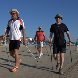 Kinderhotel: Nordic Walking - Hotel Baltic