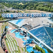 Kinderhotel: Aquapalace Resort Prague - Aquapalace Hotel Prag
