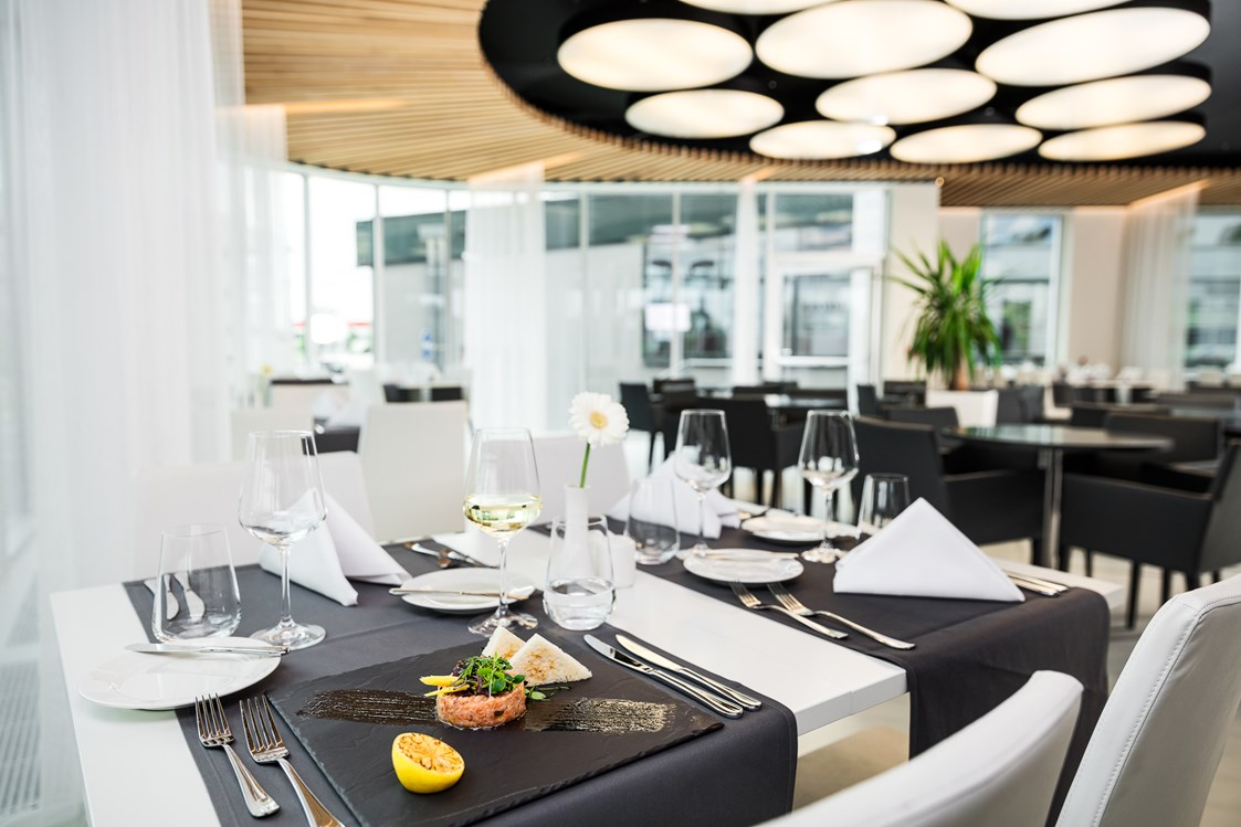 Kinderhotel: Aquapalace Hotel Prague - Terresa Restaurant - Aquapalace Hotel Prag