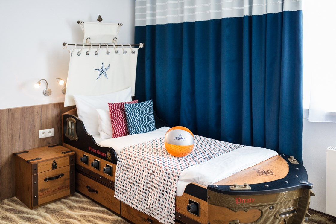 Kinderhotel: Design Suite  - Aquapalace Hotel Prag