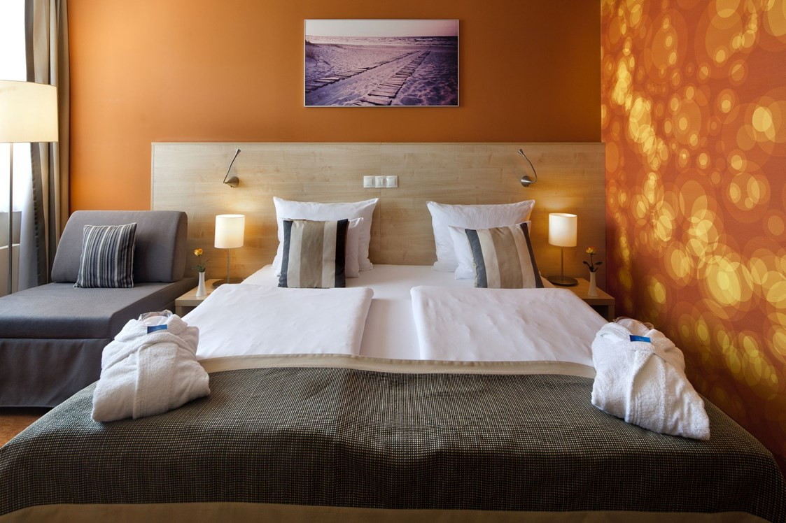 Kinderhotel: Aquapalace Hotel Prague - Superior Double room - Aquapalace Hotel Prag