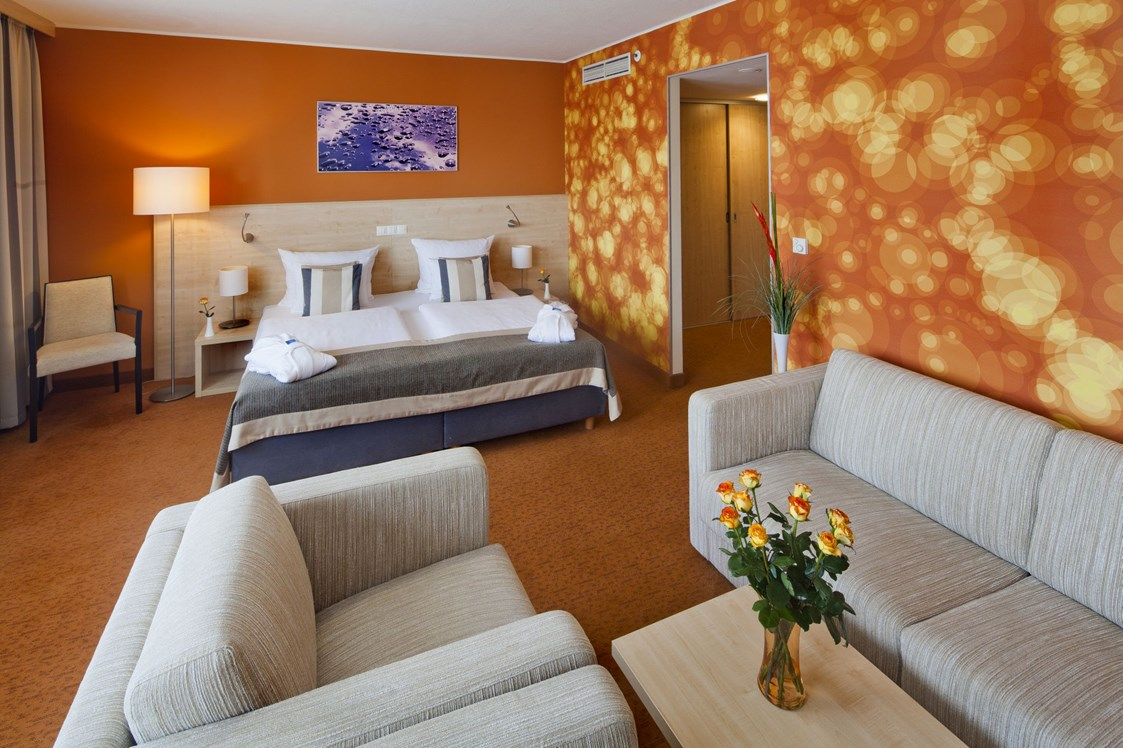 Kinderhotel: Aquapalace Hotel Prague - Superior Junior Suite - Aquapalace Hotel Prag