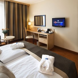 Kinderhotel: Aquapalace Hotel Prague - connecting rooms - Aquapalace Hotel Prag
