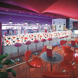 Kinderhotel: Aquapalace Hotel Prague - Barracuda Bar  - Aquapalace Hotel Prag