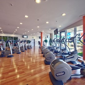 Kinderhotel: Aquapalace Hotel Prague - Fitness centre - Aquapalace Hotel Prag