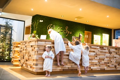 Kinderhotel: Wald-SPA - ULRICHSHOF Baby & Kinder Bio-Resort