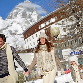 Kinderhotel: Club Med Cervinia - Club Med Cervinia