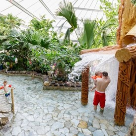 Kinderhotel: Kinderbecken - Center Parcs Het Heijderbos