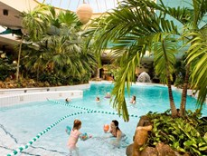 Kinderhotel - Center Parcs Limburgse Peel