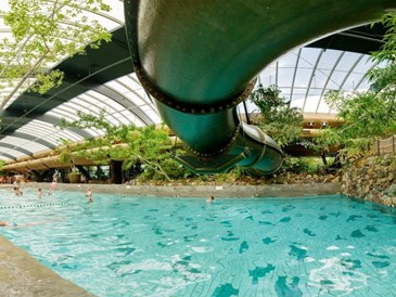 Kinderhotel: Pool - Center Parcs Het Meerdal