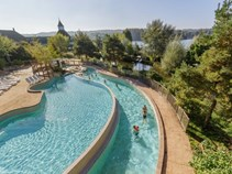 Familienhotel - Tennis - Aisne - Center Parcs Le Lac dAilette