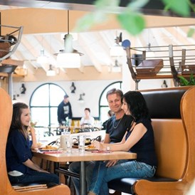 Kinderhotel: Restaurant - Center Parcs Bispinger Heide