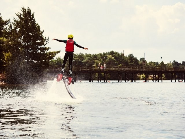 Kinderhotel: Flyboard - Center Parcs De Vossemeren