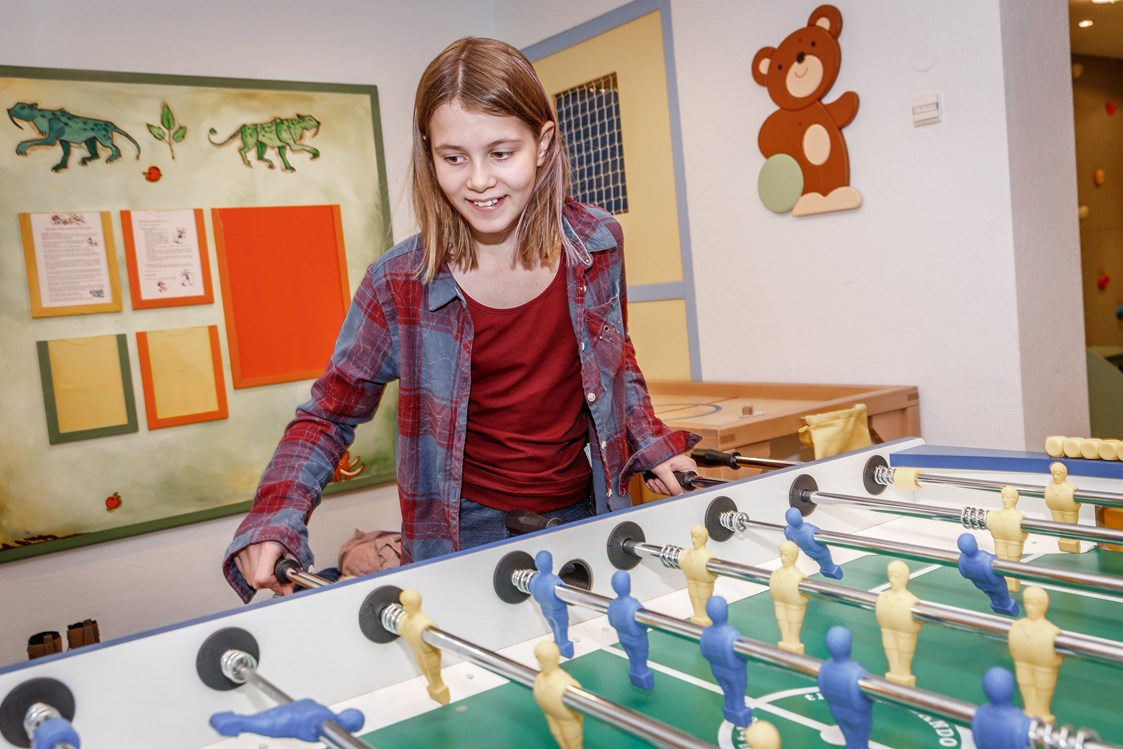 Kinderhotel: Indoor-Spielbereich - Das Central - Alpine . Luxury . Life