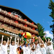 Kinderhotel - Swiss Family Hotel Alphubel